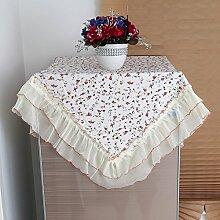 ZB STORE Decken Handtuch tischtuch,Tischdecke