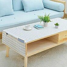 ZC&J Geometrische Muster, Mode Kreative Tischtücher, Tägliche Haushalt Kaffee Tischdecke, Europäische Moderne Minimalistische Stil, Mit Aufbewahrungsfach, Mehrzweck Tischdecke,A5,70*180cm
