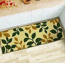 ZC&J Startseite Wohnzimmer Küche Schlafzimmer Teppich, die traditionellen Blumenteppiche , Möbel und dekorative Teppiche, rechteckigen Teppiche,A,17.3in*47.2in