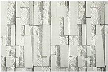 ZCHENG 3D Wandaufkleber Ziegelstein Muster
