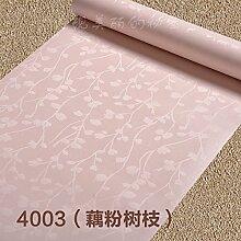 ZCHENG Die Tapete Self Adhesive Schlafzimmer warm