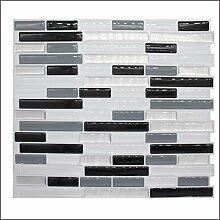 ZCHENG Neue Küche Backsplash Mosaik Fliesen