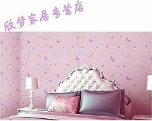 ZCHENG Tapete selbstklebende Schlafzimmer warme