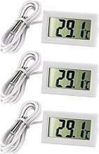 ZCHXD Digital LCD Thermometer Aquarium Thermometer