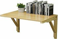 ZCJB Double Bracket Wandtisch Tisch Klapptisch