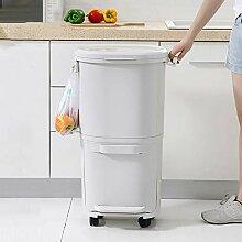 ZCME-power Abfalleimer küche,Mülltrennsystem |