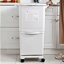 ZCME-power Küchen Mülleimer mit
