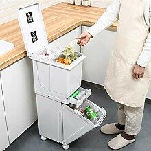 ZCME-power Küchen Mülleimer smülleimer,Mit