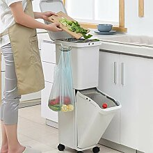 ZCME-power Mülleimer küche