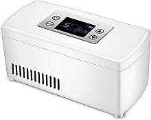 ZDY Tragbare Insulin-Kühlbox mit hohem Volumen,