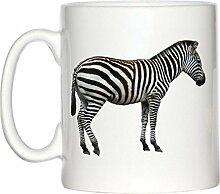 Zebra Bild Design Becher