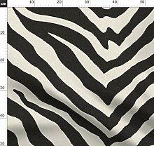 Zebra, Schwarz Und Weiß, Verstecken, Groß,