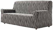 Zebra Textil Andros Elastische Sofa-Husse, Stoff,