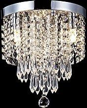 ZEEFO Kristall-Deckenleuchte, Moderne Stil