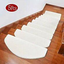 ZEHYRFGK 5 Stück Treppenstufenmatten -