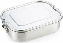 ZEIMA Lunchbox, Dichte Premium Edelstahl