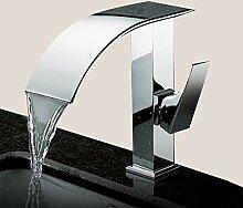 Zeitgenössische Centerset Wasserfall