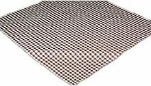 Zeitlose Tischdecke 110x110 cm Polyester