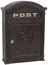 zeitzone Briefkasten Nostalgie POST