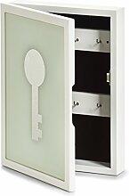 Zeller 13841 Schlüssel Box Key, MDF Glas, ca. 22