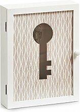 Zeller 15116 Schlüsselkasten Nordic, Holz / MDF,