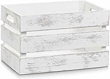 Zeller 15130 Aufbewahrungs-Kiste, Holz, vintage