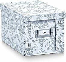Zeller 17970 Aufbewahrungsbox Vintage, Pappe,
