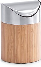 Zeller Present Tischrestebehälter Bamboo