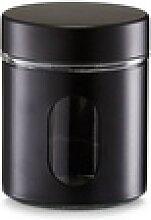 Zeller Present Vorratsglas, Glas, (0-tlg) schwarz