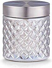 Zeller Vorratsglas, Deko-Glasbehälter, 850 ml