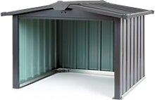 Zelsius Mähroboter Garage Metall  86,5 x 88 x 60