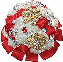 ZEMER Brautsträuße - Hochzeit Blumenstrauss