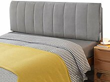 ZEMIN Bedside Kissen Bett Rückenlehne Pad
