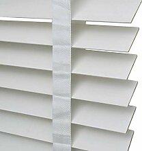ZEMIN Jalousien Sichtschutz Fenster Anti-gucken