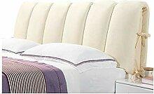 ZEMIN Kissen Bett Rückenkissen Rückenlehne