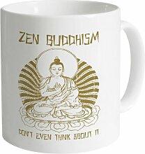 Zen Becher, Weiß