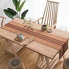 Zen Couchtisch Tuch Tischläufer Bett Läufer Bett