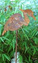 Zen Gartenstecker Beetstecker Flamengo 120cm