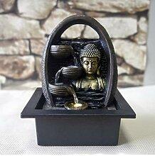 Zen Light Essan Zimmerbrunnen mit Pumpe und