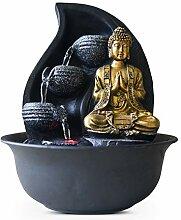 Zen Light Praya Zimmerbrunnen mit Pumpe und