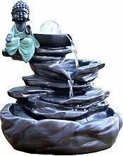 Zen Light SCFR1710 Zimmerbrunnen mit Pumpe und