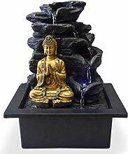 Zen Light Shira Zimmerbrunnen mit Pumpe und