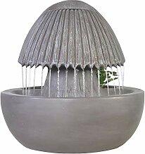 Zen Light Umbrepot Zimmerbrunnen mit Pumpe und