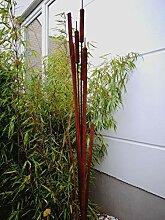 Zen Man Edelrost Gartenstecker Beetstecker Rost