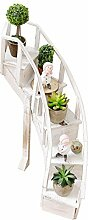 ZENGAI klein Blumentreppe Treppe Balkon draussen