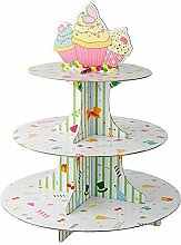 Zenker 43532 Cupcake-Etagere Candy, Patisserie