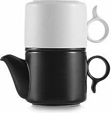 ZENS Tea for One Set, 200 ml, mattes