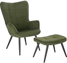 ZeoTioo Relaxsessel Lehnstühle Sessel