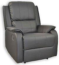 ZeoTioo Relaxsessel mit Liegefunktion Sessel