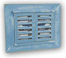 ZEP 57ab varazze Bilderrahmen Deko Design Fenster blau 13x 18cm
